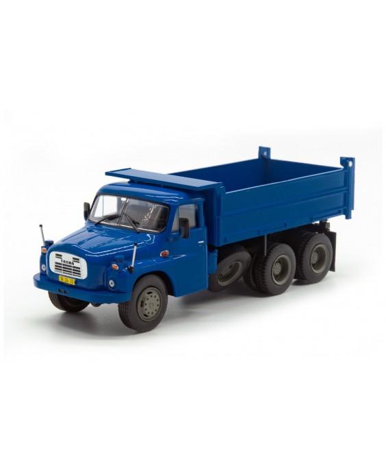 Časopis s modelem Tatra