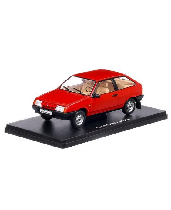 Magazin mit Modell Lada Samara