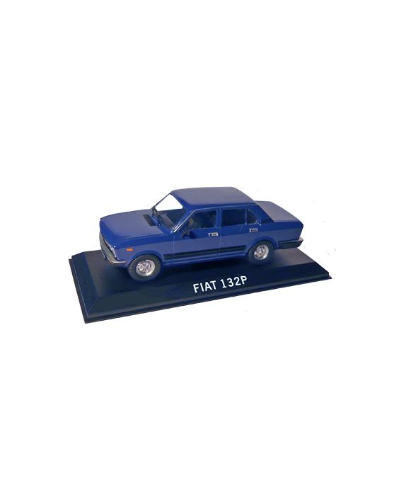 Časopis s modelem Fiat 132p...