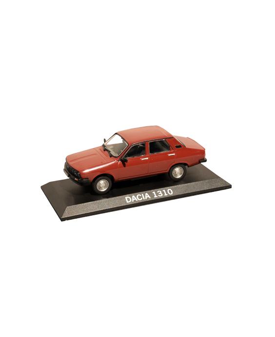 Časopis s modelem Dacia 1310